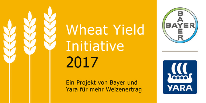 Wheat Yield Initiative 2107
